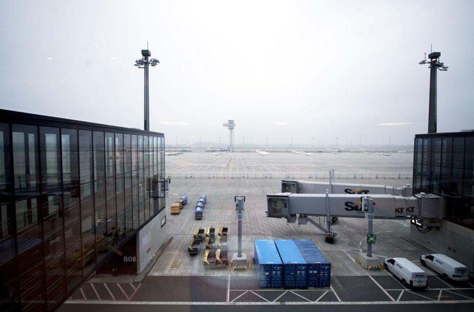 Berlyno Brandenburgo oro uostas (BER)