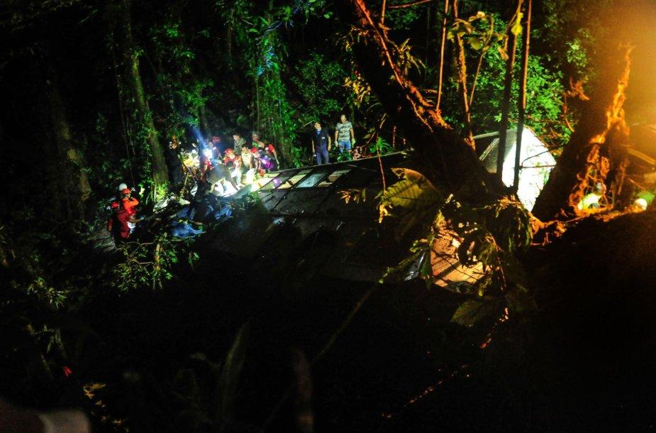 Autobuso avarija Brazilijoje