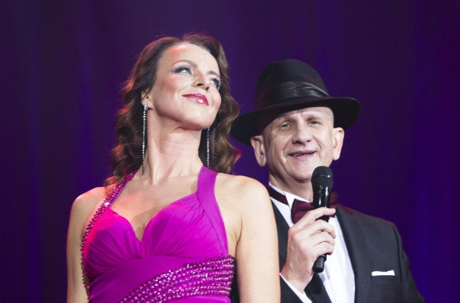 Inga Valinskienė ir Edmundas Kučinskas