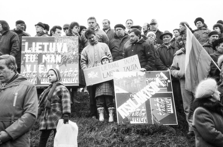 1991 m. Sausio 13-osios įvykių Šiauliuose dokumentacija