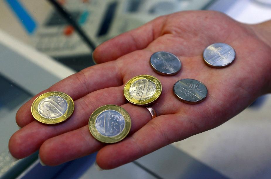 Baltarusijos monetos