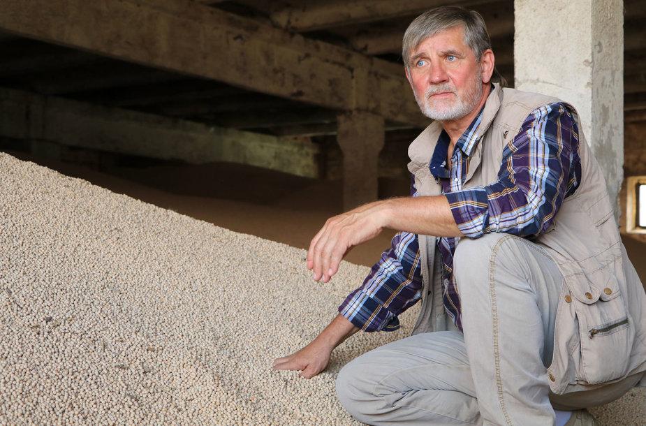 Ūkininkas Stanislovas Keparutis