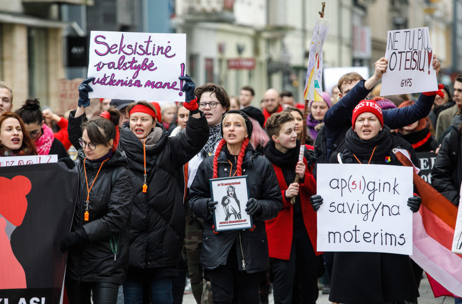 Moterų solidarumo eitynės