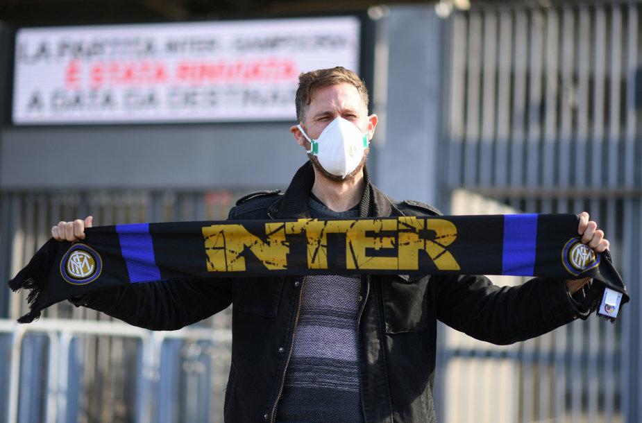 "Milano ""Inter"" sirgalius"