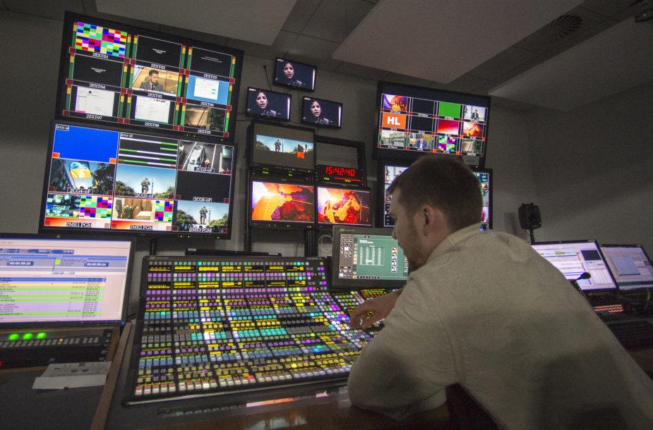 Kremliaus televizijos RT užkulisiai