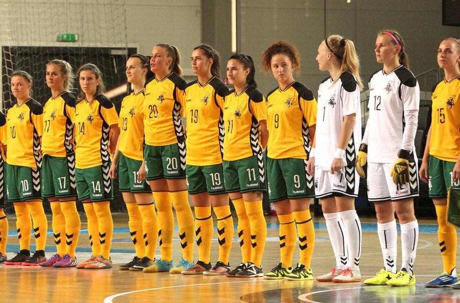 Lietuvos moterų salės futbolo rinktinė