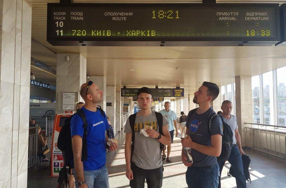Kijevo stotyje