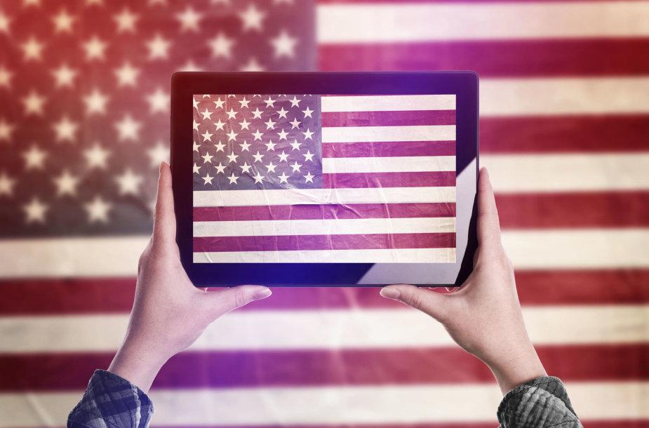 Amerika ar JAV?