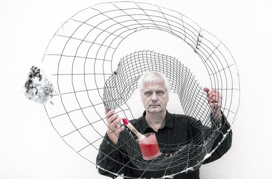 Menininkas Gitenis Umbrasas