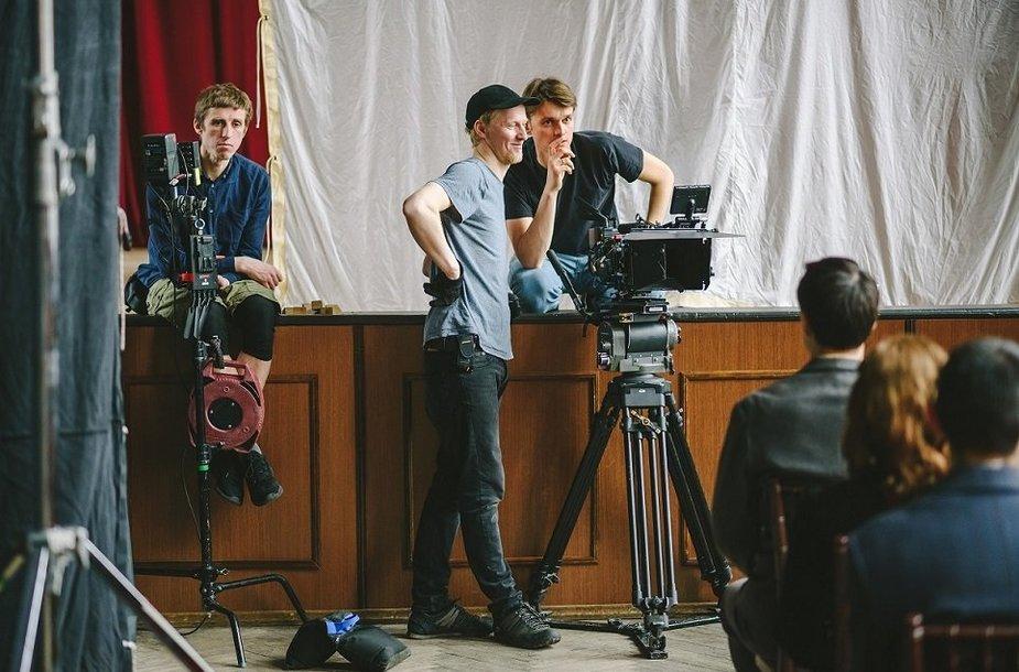 """Nova Lituania"" filmavimas"