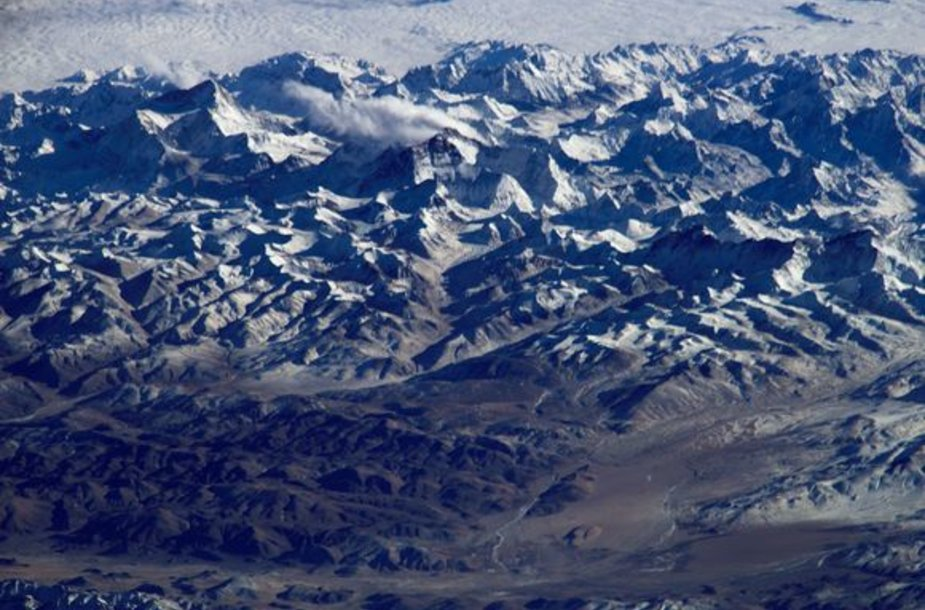 Everesto kalnas