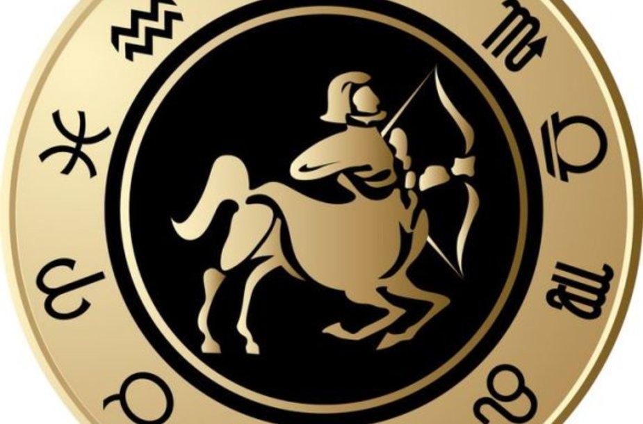 Šaulio zodiako ženklas