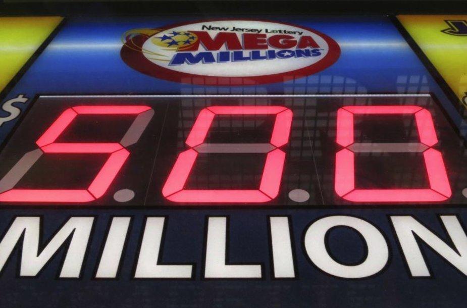 MegaMillions loterija