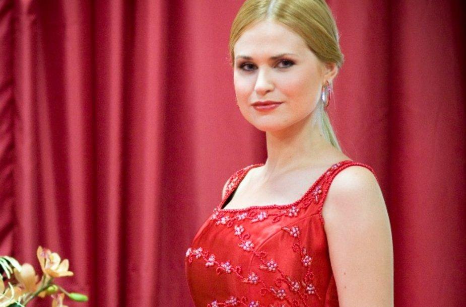 Dainininkė Ona Kolobovaitė