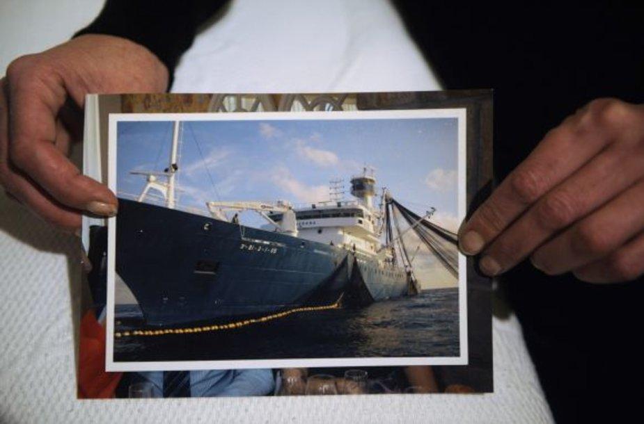 Laivas ALAKRANA