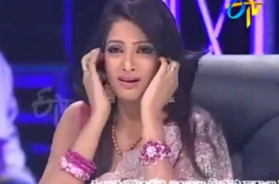 Indijos talentai (TV laidos kadras)