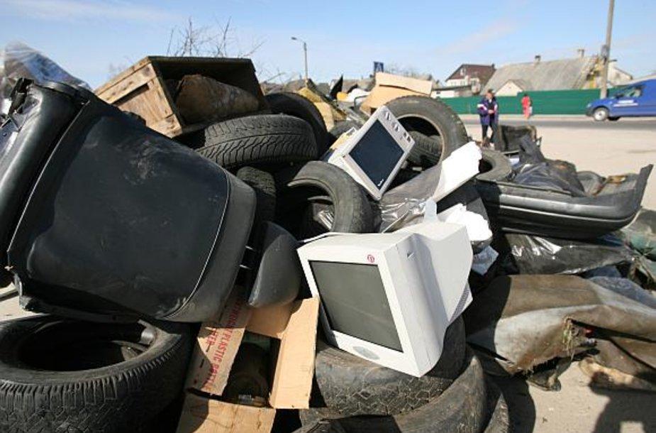 Net ir nusprendus Kaune įvesti rinkliavą už atliekų tvarkymą, tai būtų padaryta tik po pusės metų.