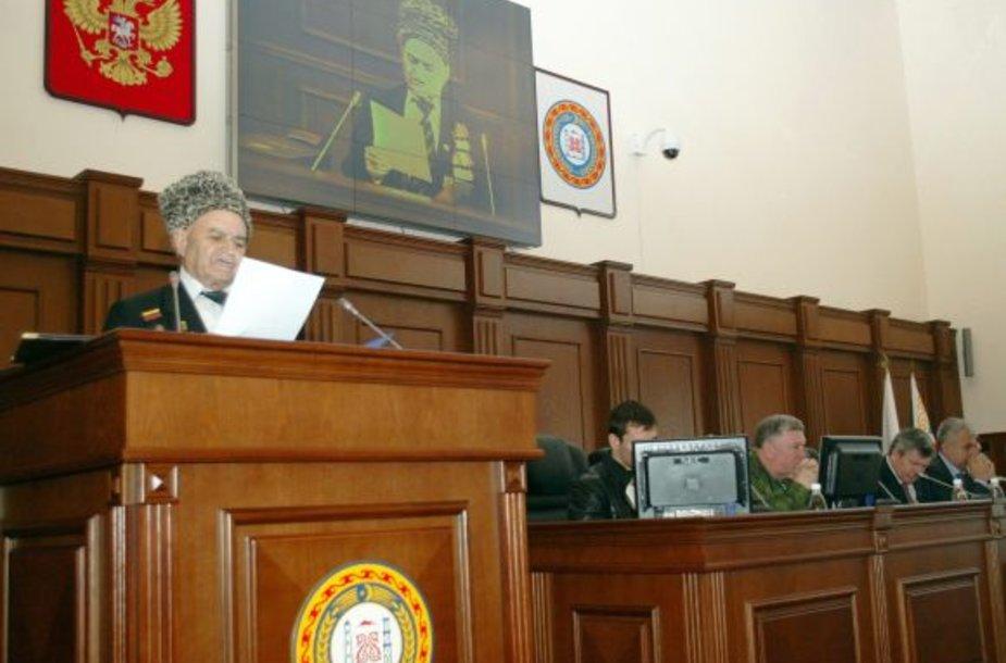 Čečėnijos parlamentas