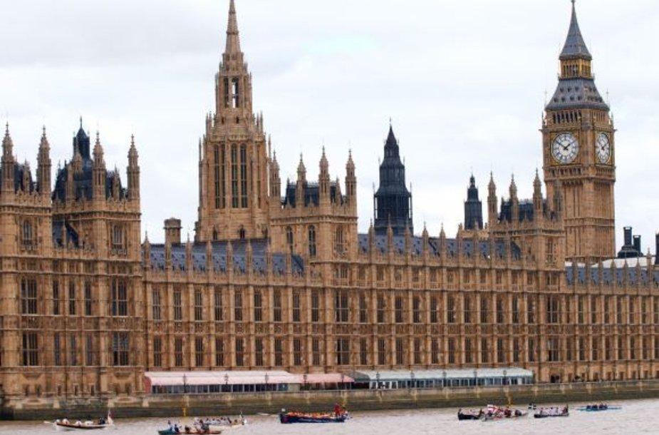 Parlamento rūmai Londone