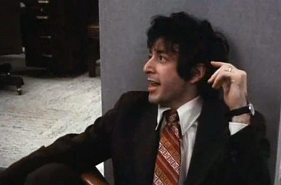 """Alas Pacino filme """"Šuniška popietė"""""""