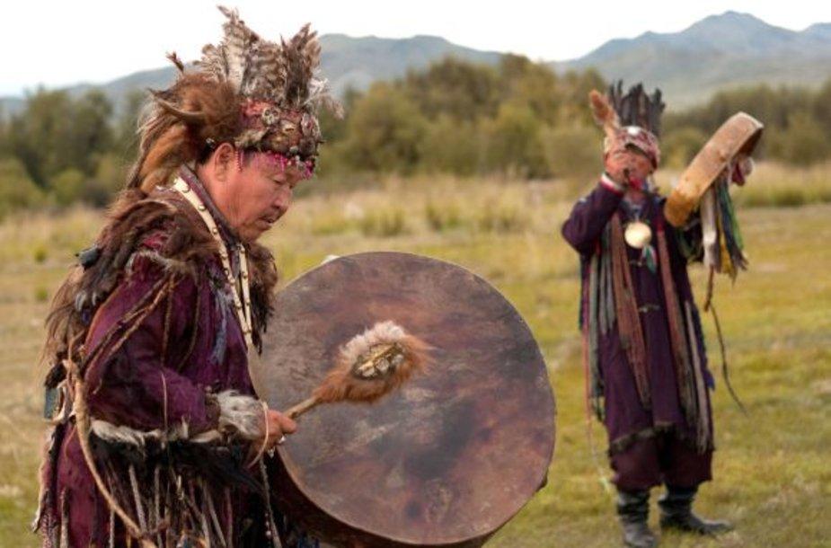 Šamanai