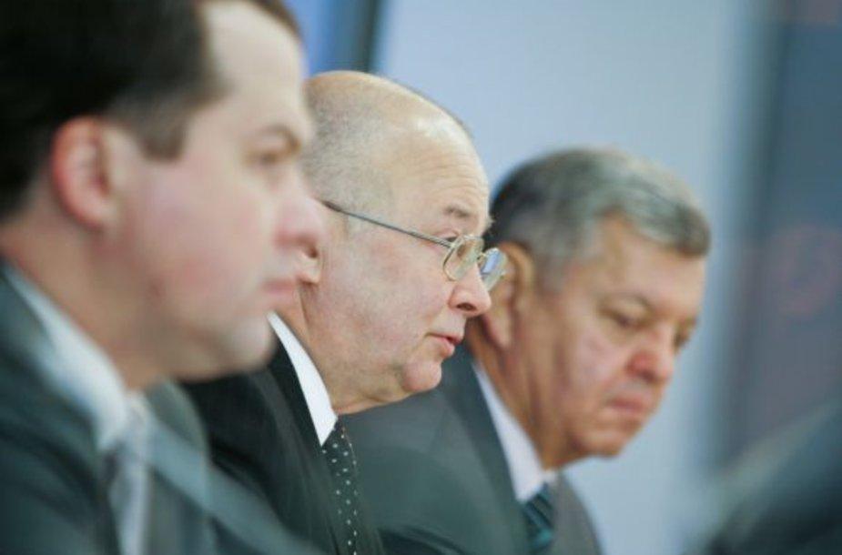 Vyriausiosios rinkimų komisijos nariai