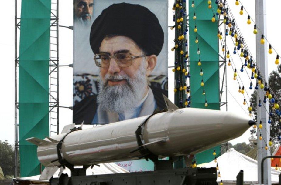 Irano raketa