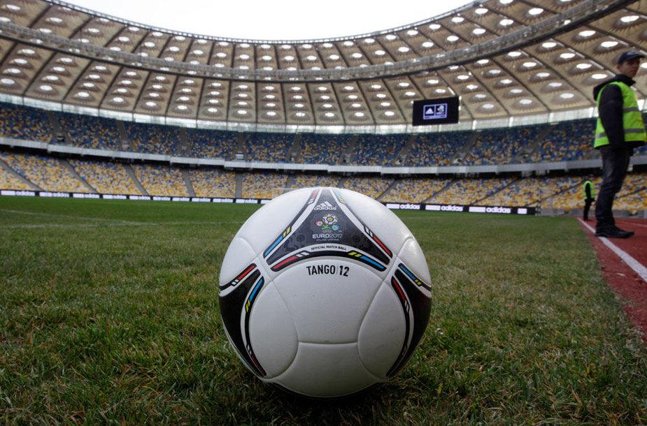 """Oficialus Europos futbolo čempionato kamuolys """"Tango"""""""