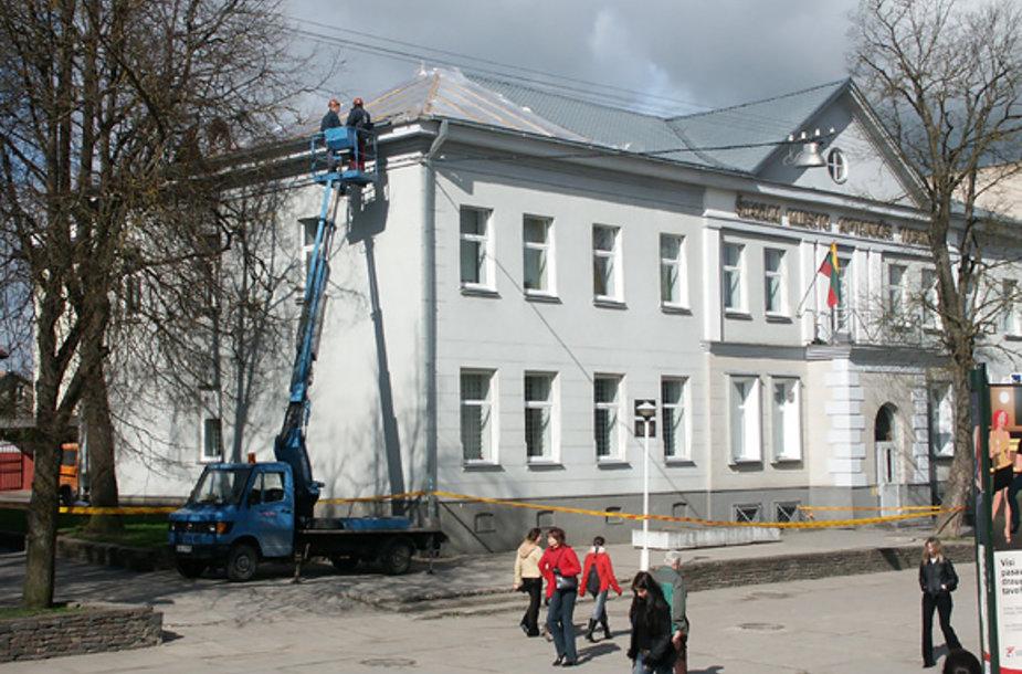 Byla bus nagrinėjama Šiaulių miesto apylinkės teisme