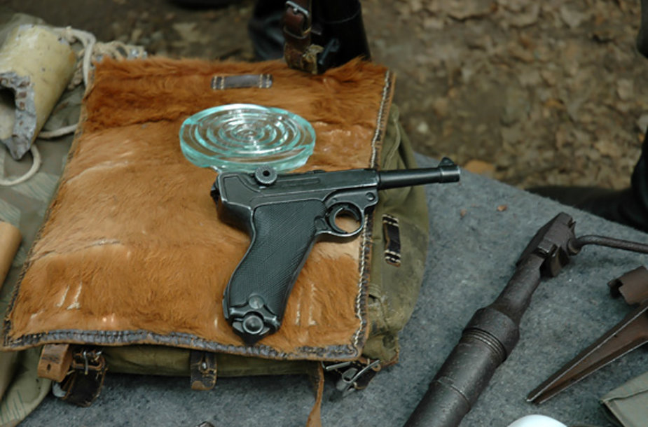 Vokiškas pistoletas