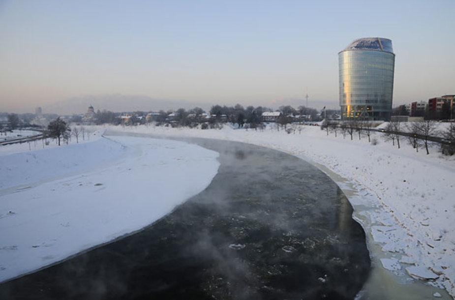 Šaltas rytas