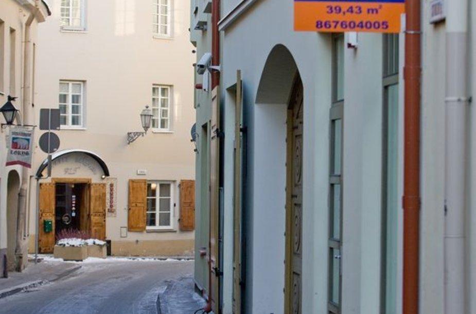 Savivaldybė sausį planuoja parduoti turto už 8 mln Lt, tačiau aukcionai žlunga vienas po kito – norinčiųjų pirkti brangų turtą neatsiranda.
