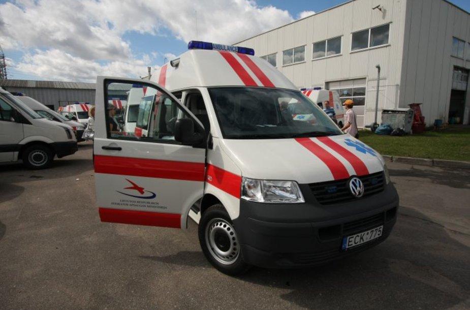Triukšmas dėl skubios pagalbos reikalaujančių pacientų pristatymo į ligonines kilo liepos mėnesį, kuomet remontui buvo uždarytas Vilniaus Sapiegos ligoninės intensyvios terapijos skyrius.