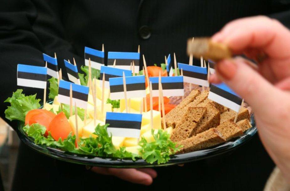 Estijos vėliavėlės