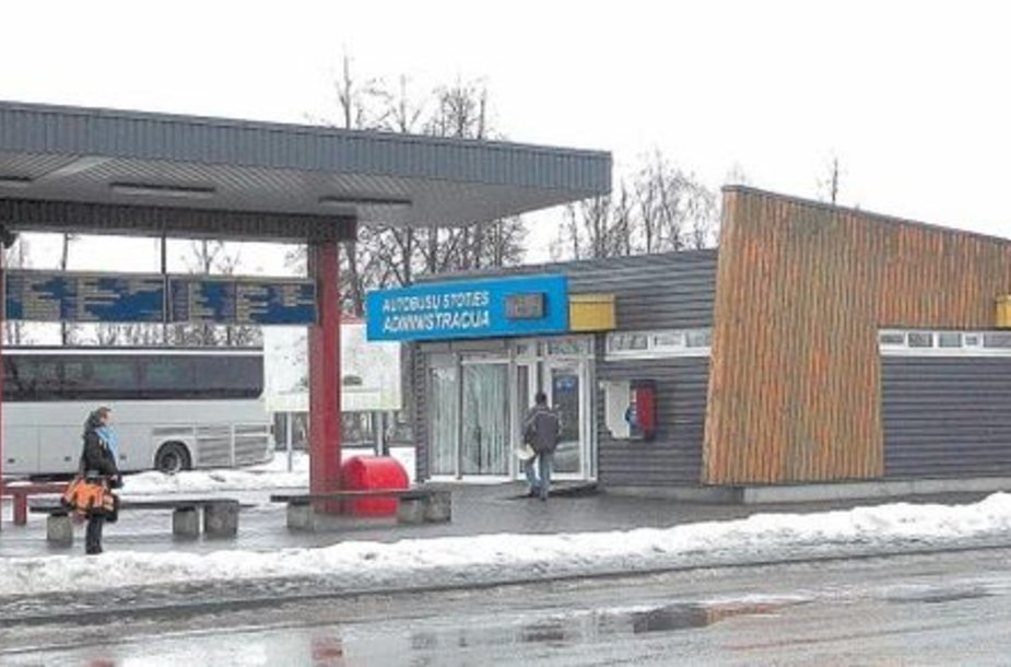 Marijampolės valdininkai planuoja nugriauti autobusų stotį.