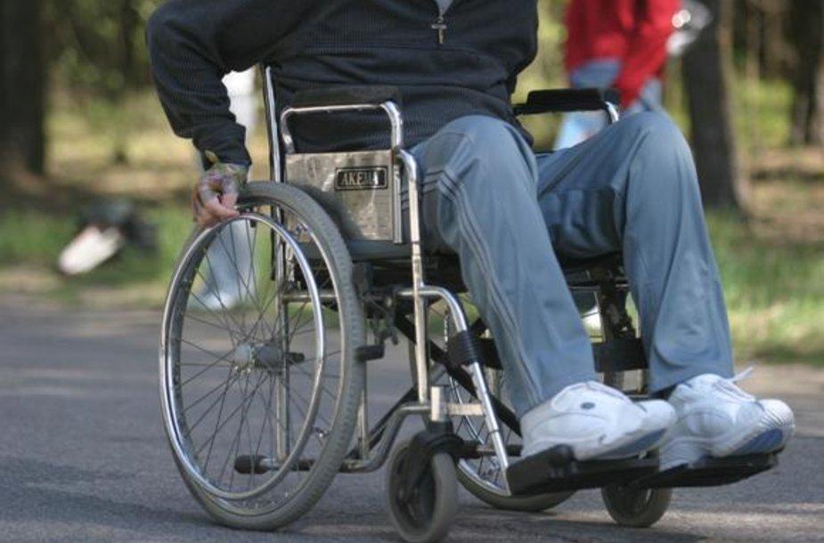 Neįgalusis