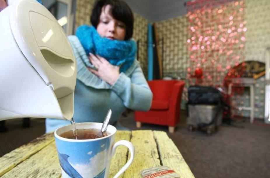 Gripas negailestingai guldo kauniečius, Klaipėdoje per savaitę sergančiųjų taip pat padaugėjo. Tačiau epidemijos viliamasi išvengti.