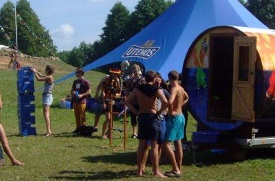 """Festivalyje """"Tundra 2011"""""""