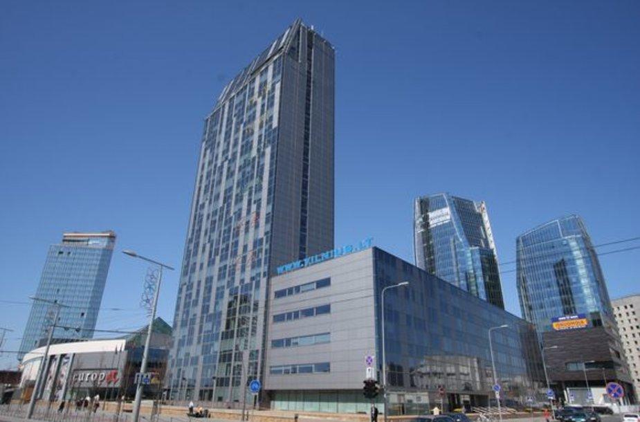 Dabar Vilniuje koncentruota didelė dalis šalies ekonomikos.