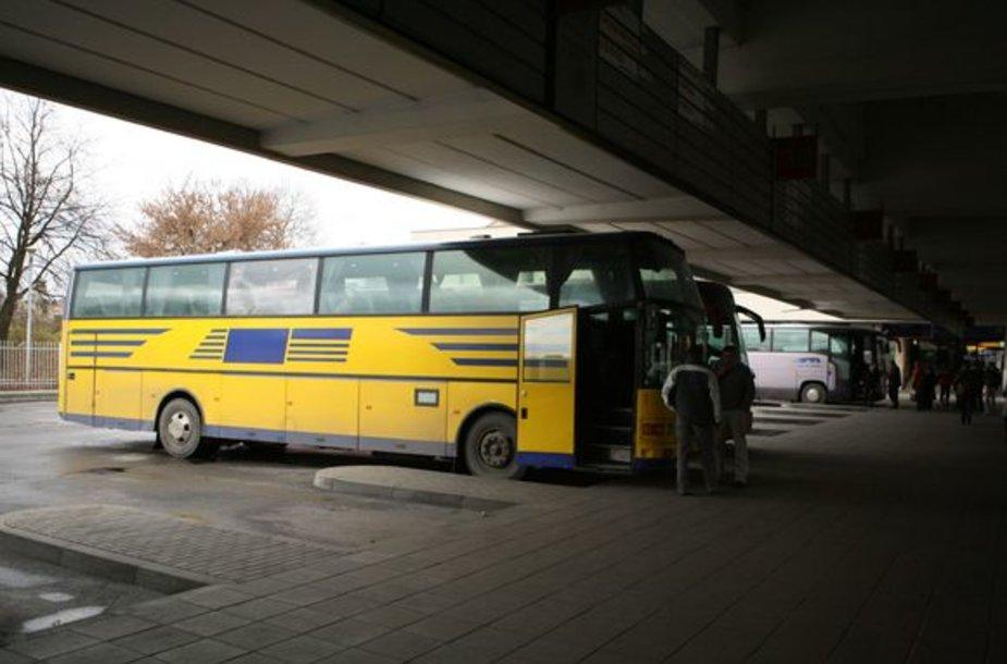 Autobusų stotyje sutvarkius Siuntų skyrių, kiti investiciniai projektai turės palaukti.