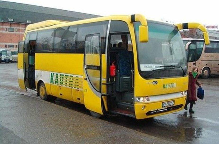 """Temsa Opalin"" autobusas"