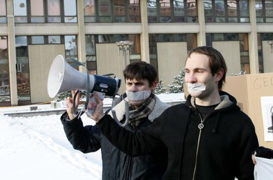 Piliečių protestai