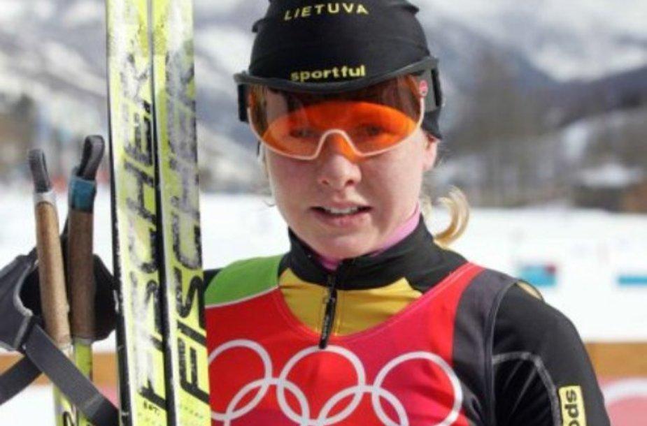 Irina Terentjeva Turino Olimpinėse žaidynėse (2006)