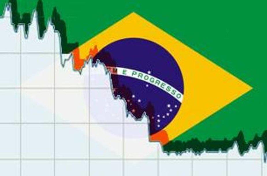 Brazilijos futbolo eksportas merdi