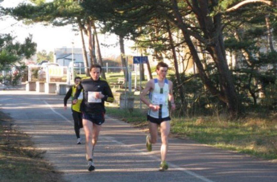101 kilometro ultra bėgimas Lietuvos pajūriu (Nida – Klaipėda – Būtingė).