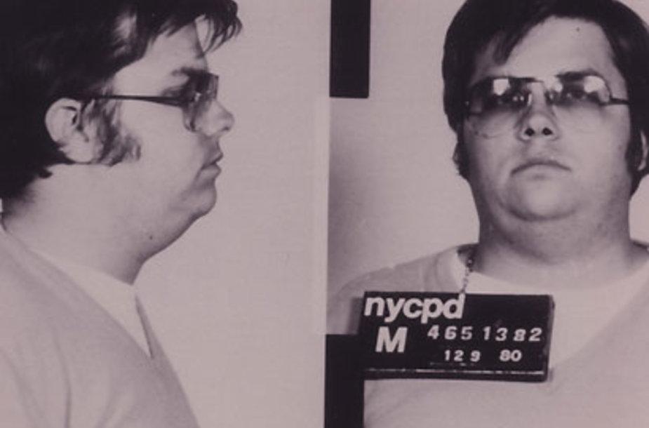 Johno Lennono žudikas Markas Chapmanas
