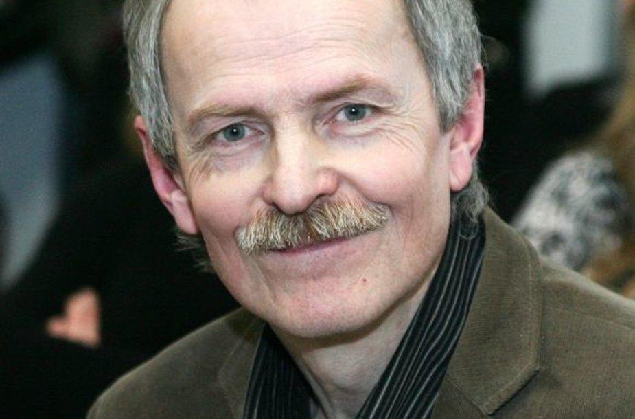 Vaikų rašytojas, dailininkas Kęstutis Kasparavičius