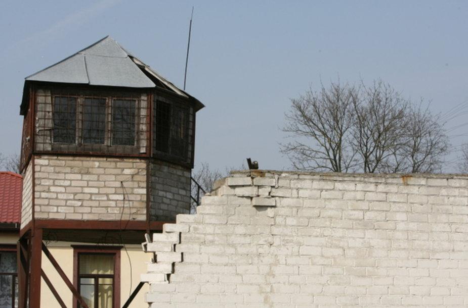 """Projektas """"Susitikimų vieta"""". Kalėjimo apsaugos bokštas"""