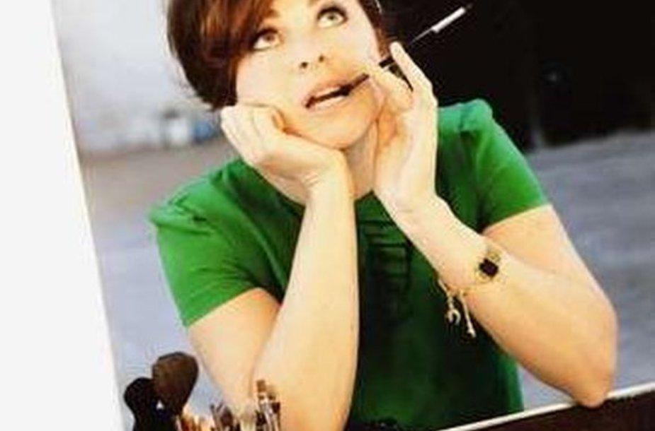Dainininkė Melanie Pain