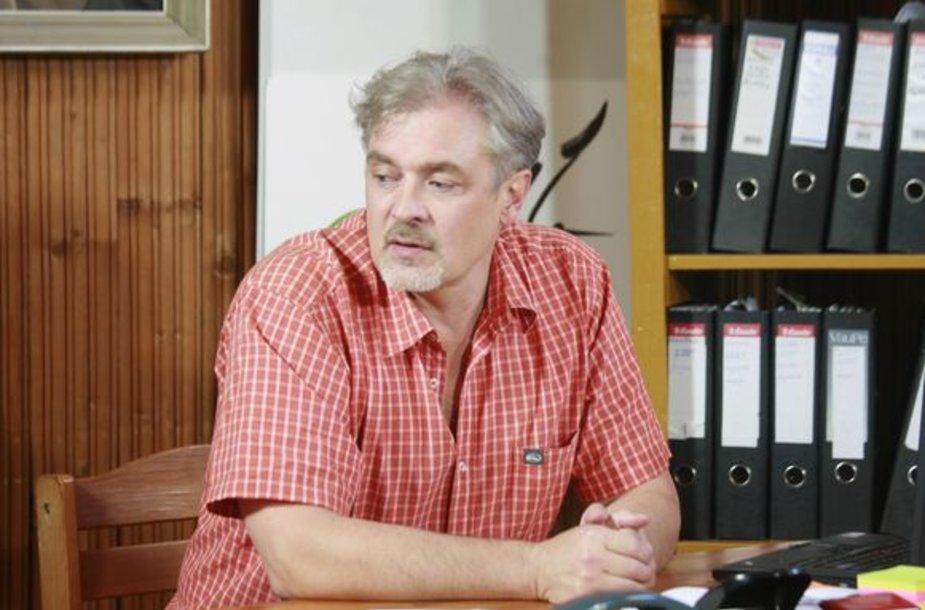 Aktorius Valentinas Klimas